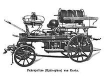 Anmerkung: Originalwagen noch immer im Besitz der FF Würflach-Hettmannsdorf