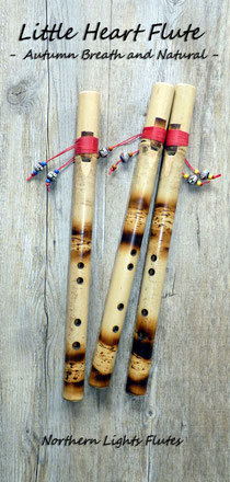 Little Heart Flute . Autumn Breath and Natural
