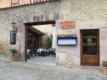 Restaurante Santillana del Mar