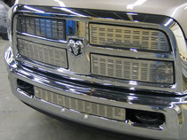 Dodge Ram Air Hawk Summer Grille Inserts
