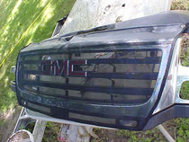 OEM Type GMC Sierra Bug Screen Grill Cover