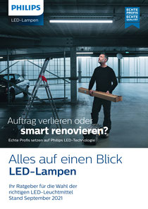 Philips LED Lampen 2015