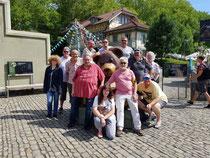 Zu Besuch in der Schweiz am Bärengraben