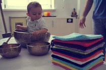 Energiearbeit mit Kinder