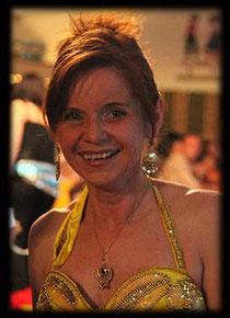 Marie-Geneviève Thomas, présidente