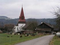 Kirchlein in Zell, Foto: Phillipp Köhler