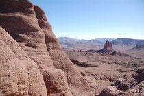Im Djebel Saghro-Gebirge
