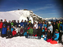 Wintersportwoche 2014 - hlfs Sitzenberg