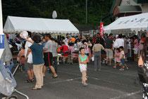 2009年の法蓮祭り