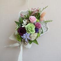 プリザーブドフラワー・花束