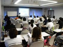 内籐先生の講義