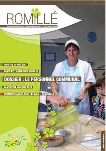 Bulletin municipal automne 2012
