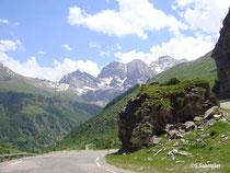 Cols mythiques des Pyrénées.