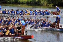 Merziger Drachenbootrennen