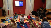 Kidzone Movie Night
