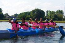 baie de somme canoe kayak