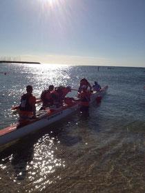 B2S canoe kayak 5eme au championnat de france de palavas 2012