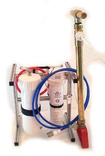 Autark Outdoor Umkehrosmose reverse osmosis