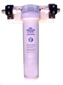 Bevorzugt Untertisch Filter - Quellfrisch Umkehrosmose mit Kristall-Wirbler SN24