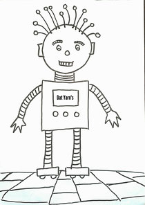 Robi Robot - für kleine Techniker