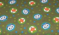 Jersey Pandas/Füchse grün