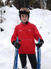Am Bild Dominik Maier beim Saisonauftakt auf der Winterleiten (Foto: RC Mondi Frantschach)