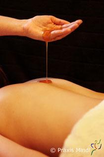 Honigemassage - Physio Mindl