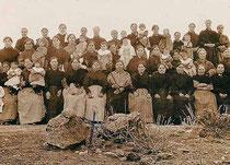 Santa Agueda sobre 1910