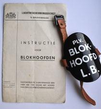 PLV. Blokhoofd L.B.