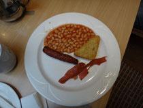 Irish Breakfast - Es war leckerer als es aussieht