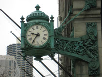 Marshall Field Clock