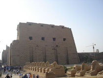Tempelanlage Karnak