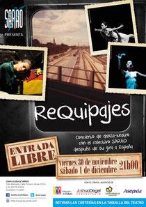 ReQuipajes, diseño de Eduardo Correa. Fotos de Joshua Degel y Amaury Martínez.