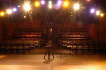 Sala de Teatro, Centro Cultural Sarao.