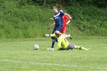 Marvin Peterlin bleibt dem SV Horneburg in der kommenden Saison erhalten Foto: Peter Koopmann