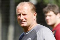 Will für klare Verhältnisse sorgen: Horneburgs Trainer Michael Blum.