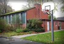 Horneburgs Sporthalle - Baujahr 1966. Foto: Kalthoff