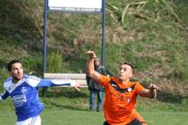 Michel Pfeiffer erzielte 3 Tore im Derby (Forto: Dirk Hantrop)