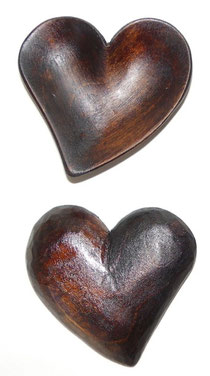 Heart Tea Spoon-shallow