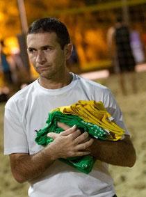 Dito, Herz und Kopf des Projektes vor Ort in Fortaleza