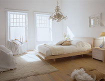 chambre de style charme