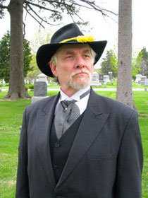 Dan Woods as W. H. Hainline in THE CONFLICT