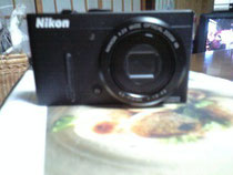 nikon coolpix p310カメラの写真がボケててnice!