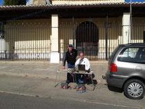 Activación de la Ermita de la Soledad en Cabanillas del Campo, Gudalajara