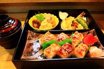 寿司清御膳生抜き
