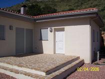 Neubau in Hondon de las Nieves