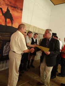 Wir gratulieren Robert Raschhofer zum Helfer 2013