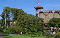 Gradierwerk in Bad Sooden