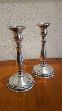 Kerzenleuchter USA Sterling Silber Prelude