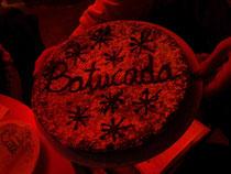 LE Gateau au chocolat Batucada. Merci MAINS D'OEUVRES !!!